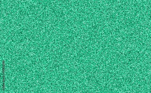 Mint Green Glitter Background