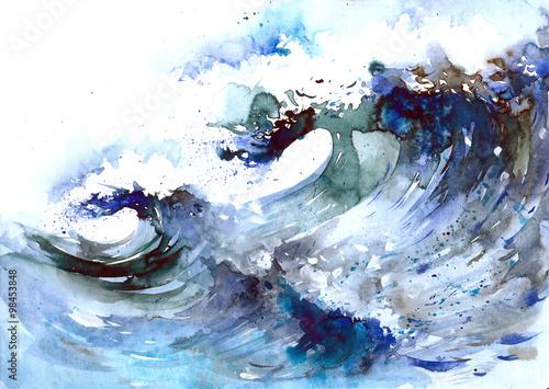 Photo Stands Paintings sea