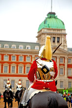 In London England   And Cavalr...