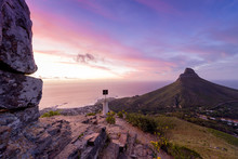 Cape Town's Lion's Head Mounta...
