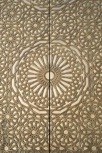 Poster Maroc Marokko- Orientalisches Ornament