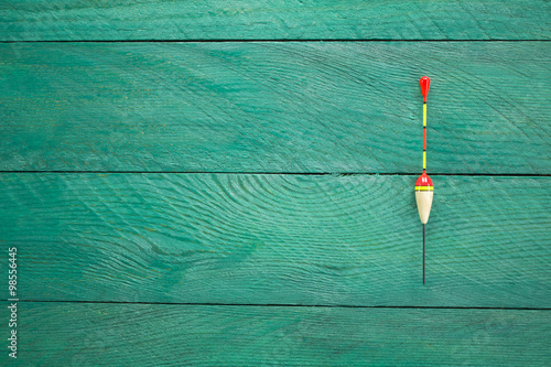 Fotografie, Obraz  float on a wooden surface