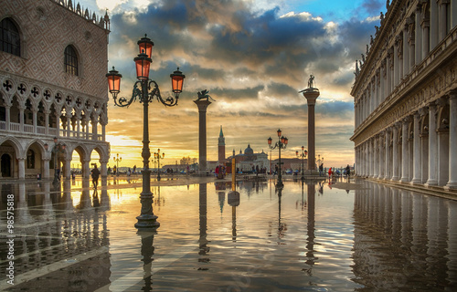 Photo  Venezia, Piazza San Marco