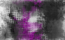 Abstract Grunge Background Wit...