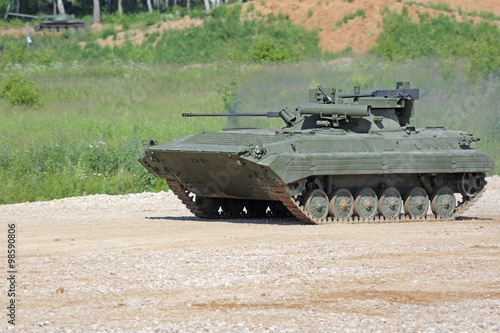 Fotografía  Infantry combat vehicle
