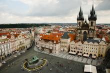 Old Town Square - Prague - Czech Republic