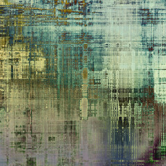 Fototapeta Grunge Grunge background or texture for your design. With different color patterns: brown; blue; green; gray