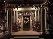 Christmas Front Door Decoratio...