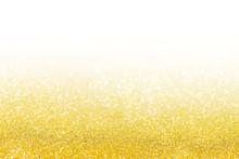 Gold Glitter Texture Christmas...
