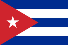 Cuba Flag Illustration Of Country