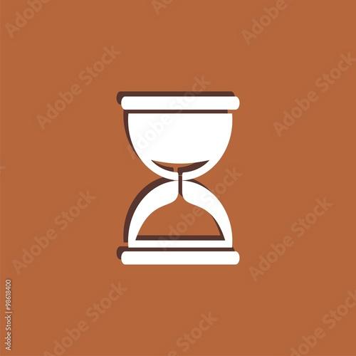 Fotografie, Obraz  Reloj de arena RELIEVE