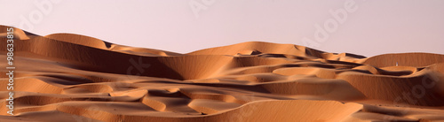 Recess Fitting Desert Desert sand dune