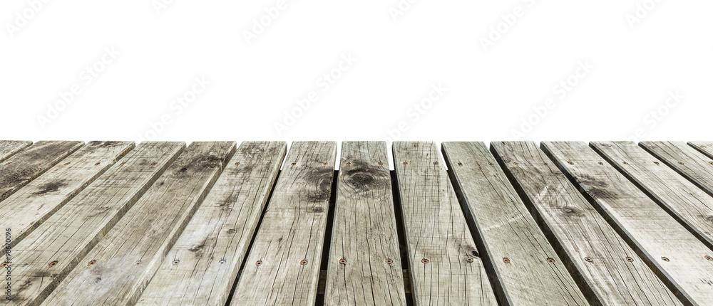 Fototapety, obrazy: wooden pier