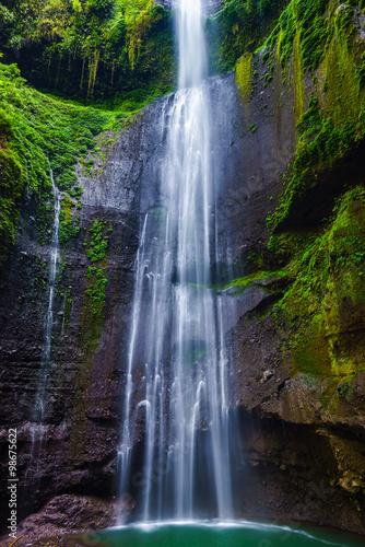 Madakaripura  Waterfall, East Java, Indonesia - 98675622