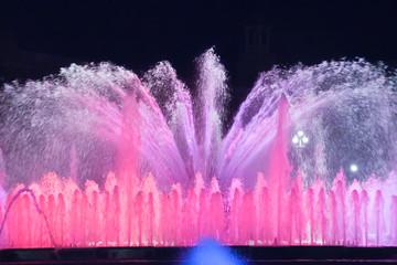 Fontaine u bojama