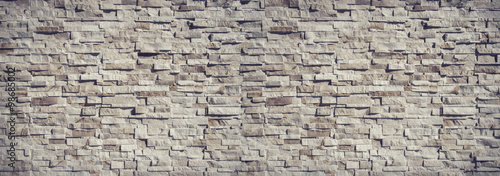 Foto op Plexiglas Wand Nature stone wall background and texture