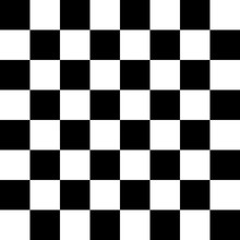 Chess Seamless Pattern. Abstra...