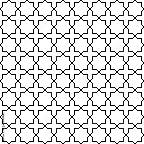 Arabic Seamless Pattern Traditional Middle Eastern Design Persian Inspiration Middle Eastern Patterns