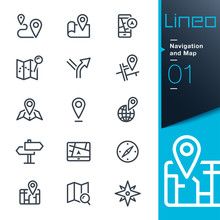 Lineo - Navigation And Map Lin...