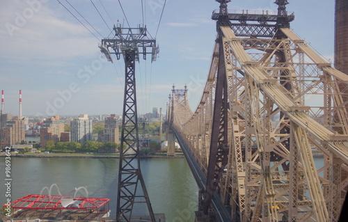 Fototapeta most nowy jork obraz