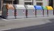 container para la basura, clsificadospor productos