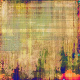 Background with grunge stains. With different color patterns: yellow (beige); brown; blue; green; pink