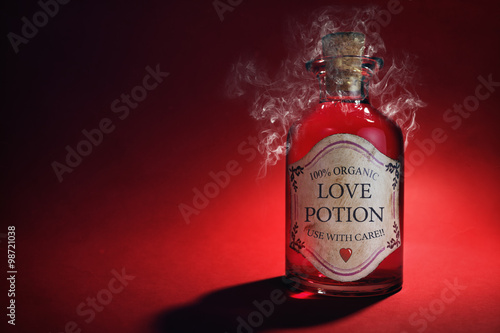 Photo Love potion