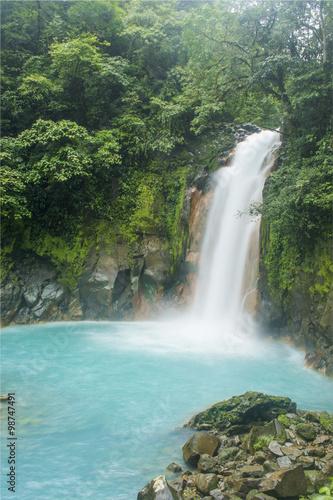 Wall Murals Waterfalls Soft Falls