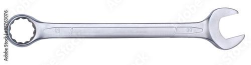 Obraz Klucz oczkowy i płaski chromowany - fototapety do salonu
