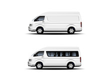 Passenger And Commercial Minibus
