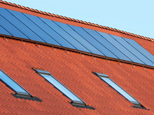 Flat Plate Solar Thermal Colle...