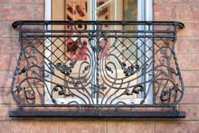 A Decorative Balcony