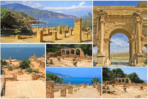 Carte postale Algérie