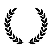Laurel Wreath - Symbol Of Vict...