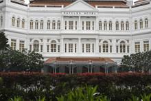 Raffles Hotel, Singapur,Singap...