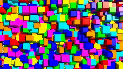 round edges cubes
