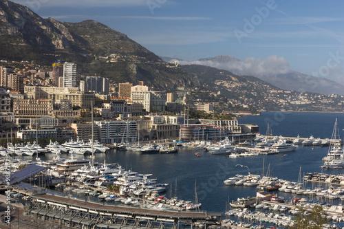 Spoed Foto op Canvas Oceanië MONACO , French Riviera