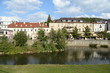 Saale in Bad Kissingen
