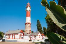 Der Leuchtturm In Swakopmund; ...