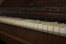Klawisze Pianina