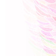 Abstract pink floral background pattern right