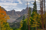 Nevada-Great Basin National Park-Wheeler Peak Trail