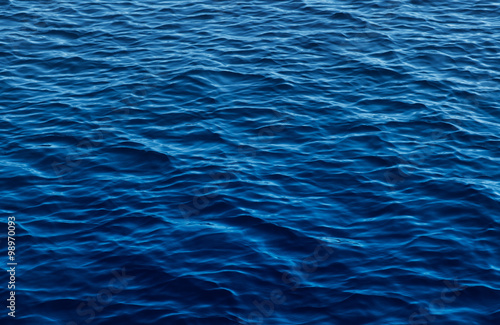 Poster Zee / Oceaan View Of Seascape