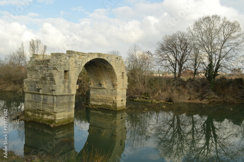 Photo Pont Ambroix