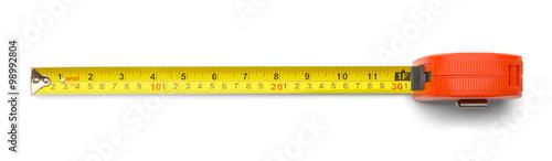 Obraz One Foot Tape Measure - fototapety do salonu