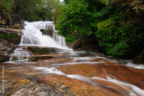 Chin Far Waterfall in Penang Island - 99018627