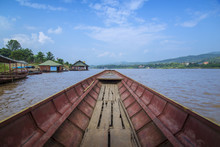 Mae Khong River, Chiang Khan, Thailand