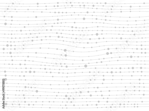 white-lines-dots-gray-background