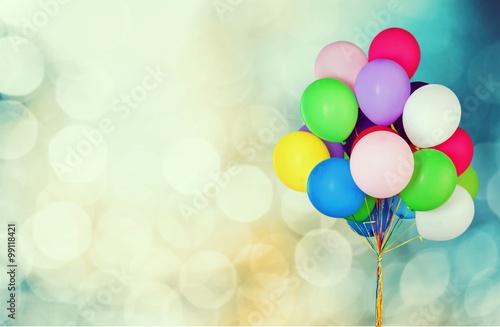 Staande foto Ballon Balloon.