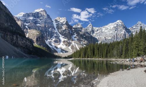 Photo  Lake Louise Panorama